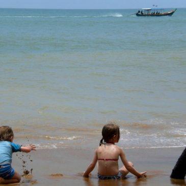 Khao Lak mit Kindern: Relax!