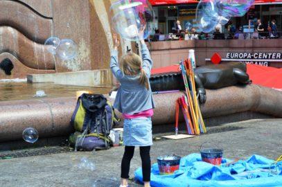 Städtereisen mit Kindern Berlin