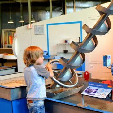 Warum das Straßburger Museum Le Vaisseau kleine Entdecker begeistert