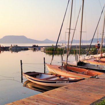 Sieben Gründe für den Urlaub am Balaton (und einer dagegen)