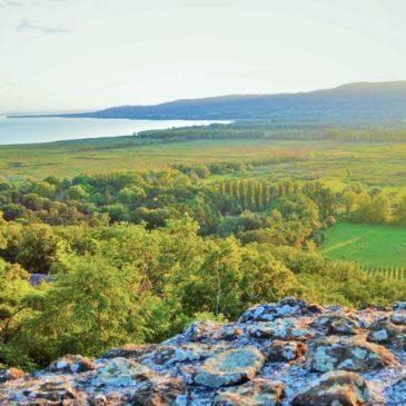 Von Höhlen, Burgen und Seen oder warum der Nationalpark Balaton Oberland so wunderbar ist