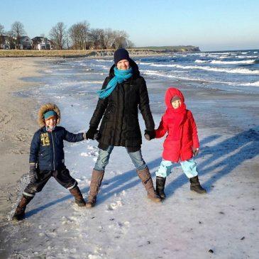 #nosnow oder wie wir die Ostsee im Winter entdeckt haben