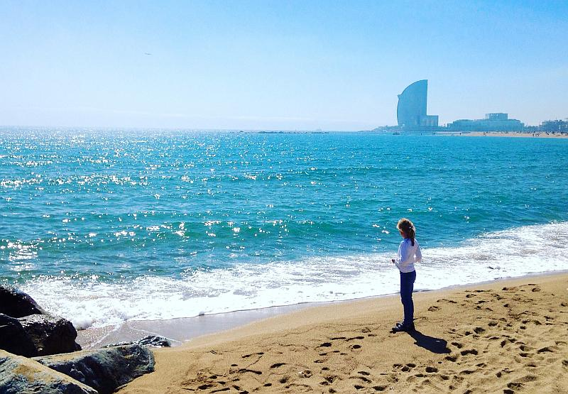 Barcelona Mit Kindern Stadt Strand Und Ne Menge Spass Family Escapes
