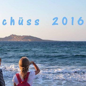 Liebes 2016, jetzt reicht es! (Willkommen zum Jahresrückblick)