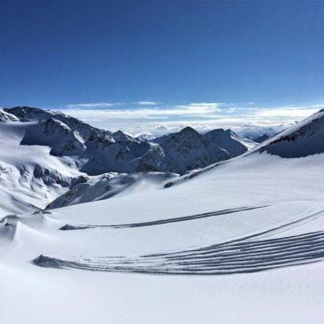 Skifahren auf 3000 Metern: Unser erstes Mal Stubaier Gletscher mit Kindern