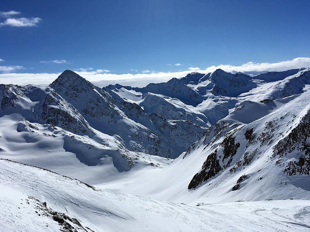 Stubaier Gletscher mit Kindern