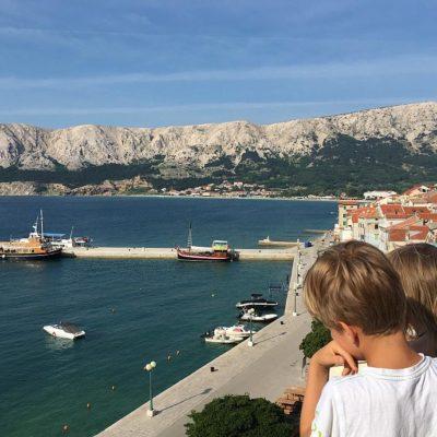 Kroatien mit Kindern_Baska