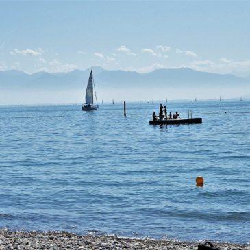 Wie Kurzurlaub am Meer: Ein Wochenende am Bodensee mit Kindern