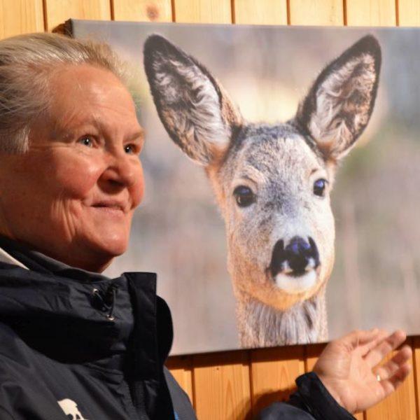Getnö Gard, Ingrid Olsson