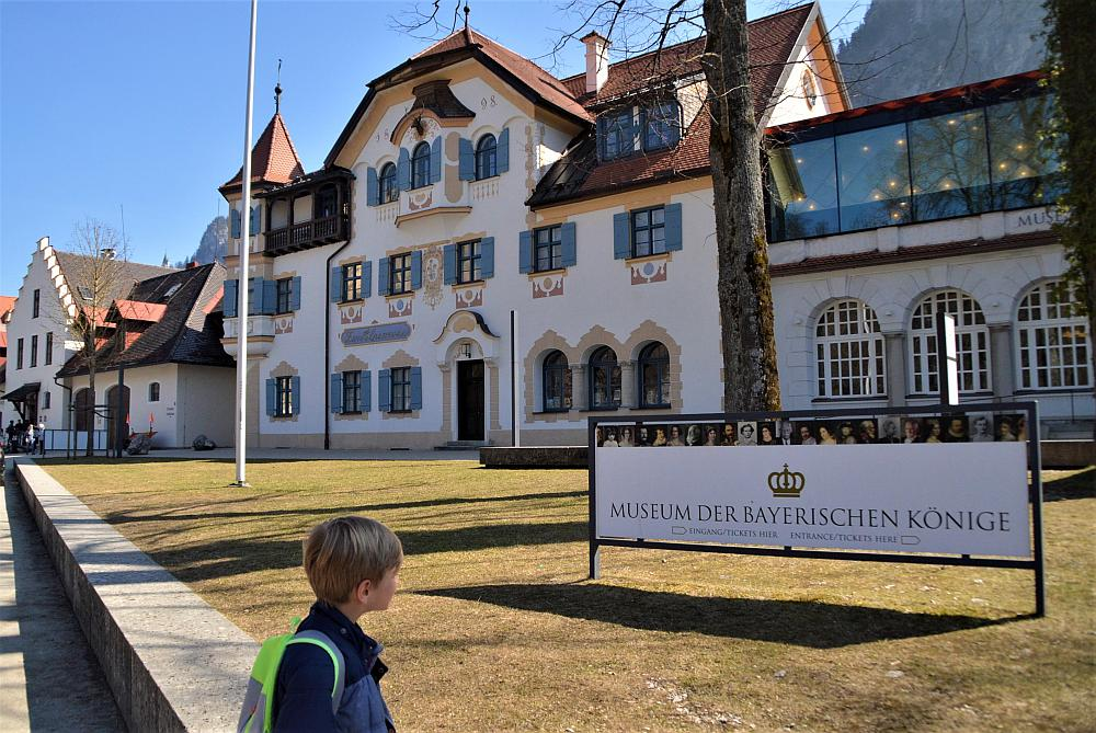 Allgäu mit Kind Königsmuseum