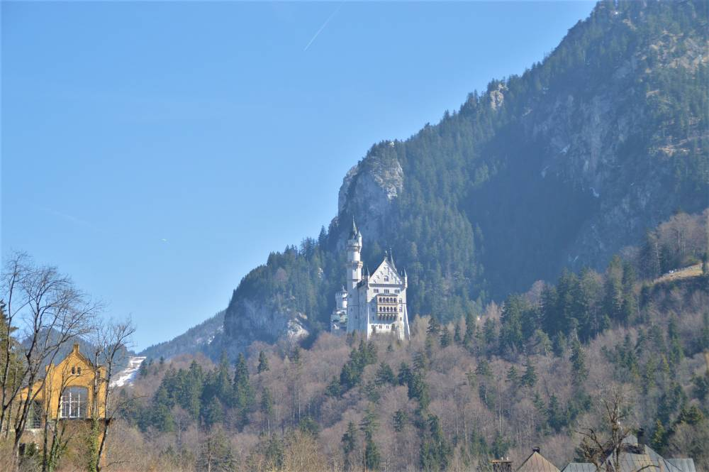 Allgäu mit Kind Schloss Neuschwanstein