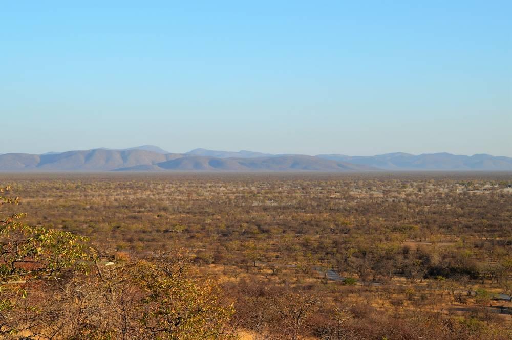 Namibia mit Kindern Damara Lodge